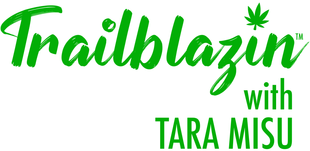 Trailbnlazin Logo Green